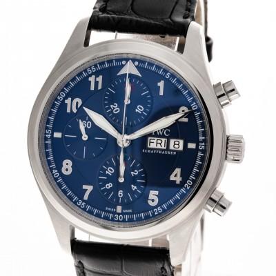 Pilot Blau Chronograph Laureus Limited Edition