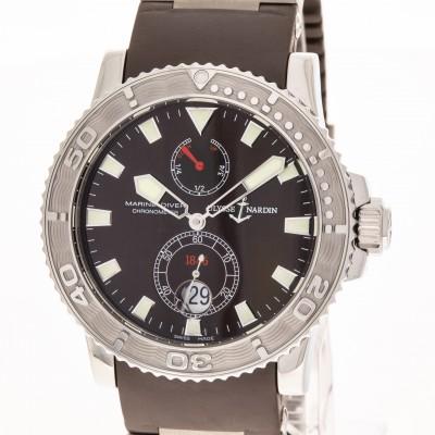 Maxi Marine Diver Stahl Braun 263-33 Full Set RARE