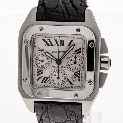 Santos 100 Xl Chronograph
